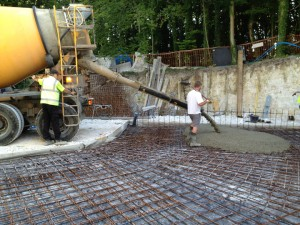 Groundwork contractors in Southampton